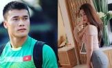 Bạn gái tin đồn của thủ môn 'quốc dân' Bùi Tiến Dũng đẹp cỡ nào?