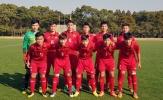 Lịch thi đấu U16 Việt Nam tại VCK U16 Châu Á 2018