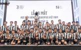 Ronaldo gửi lời nhắn đặc biệt đến học viện Juventus tại Việt Nam