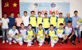 Hoàng Sang hướng tới mô hình đội bóng chuyên nghiệp
