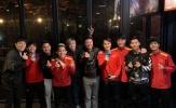 'Dàn sao' HAGL hội ngộ bất ngờ trên đất Hàn Quốc