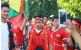 CĐV Myanmar cuồng nhiệt như thế nào trước trận gặp Việt Nam?