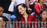 Bóng hồng Việt đọ sức mỹ nhân Thái trên khán đài AFF Cup 2018