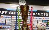 Ngắm Cúp vô địch AFF 2018 đẹp lung linh trước trận chung kết