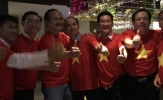 Bầu Đức, bầu Thắng trắng đêm ăn mừng ĐT Việt Nam vô địch