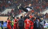 """""""Người hùng"""" Park Hang-seo và khoảnh khắc lịch sử của bóng đá Việt Nam"""