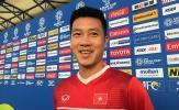 Tiền vệ Huy Hùng nói về cái được và mất khi Việt Nam chạm trán Jordan