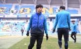 Công Phượng tiết lộ lý do chỉ được HLV Incheon đưa vào sân phút cuối