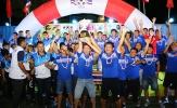Thiên Long vô địch giải lão tướng tại Thái Lan