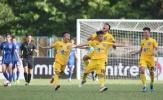 U17 Thanh Hóa bất ngờ hạ ứng viên vô địch PVF trong trận cầu 2 thẻ đỏ