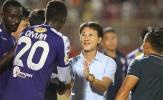Thua tan nát Hà Nội 1-4, HLV Sài Gòn FC nói: 'Chúng tôi không bạc nhược'