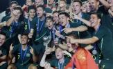 Khoảnh khắc Australia vỡ òa cảm xúc lên ngôi vô địch U18 Đông Nam Á 2019