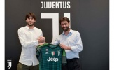 CHÍNH THỨC: Juventus chiêu mộ thành công người thay thế Buffon