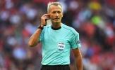 Lộ diện trọng tài bắt chính trận Arsenal-Chelsea: Cái tên khiến Unai Emery hạnh phúc