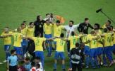 Brazil vô địch, nhưng đó là danh hiệu chưa trọn vẹn