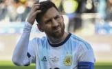 Đưa ra án phạt như 'trò đùa', LĐBĐ Nam Mỹ bất lực hoàn toàn trước Lionel Messi