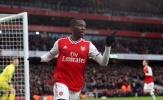 5 điểm nhấn Arsenal 3-2 Everton: Arteta tìm thấy họng pháo mới; Chủ nhà nhiều phen hú vía