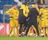 Lọt qua khe cửa hẹp, Dortmund mở hội trên đất Ý