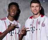 Bayern Munich ra mắt áo đấu dự Champions League đầy 'sang chảnh'