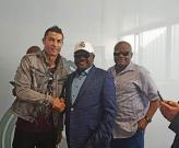 Ronaldo, Ramos chung tay xây dựng dự án ở châu Phi