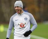 Eden Hazard cười hết cỡ trước trận đại chiến