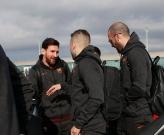 Háo hức sang London, Barcelona sẵn sàng hạ gục Chelsea