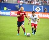 Highlights: Hamburger SV 1-4 Bayern Munich (Giao hữu)