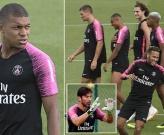 Đã có Neymar, PSG trở nên đáng sợ hơn khi 'số 7' mới trở lại