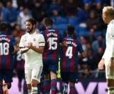 Highlights: Real Madrid 1-2 Levante (Vòng 9 La Liga)