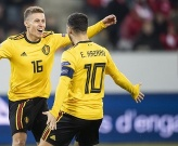 Highlights: Thụy Sĩ 5-2 Bỉ (Bảng 2 - League A) Nation League 2018-2019