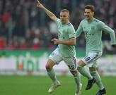 Highlights: Hannover 96 0-4 Bayern Munich (Vòng 15 Bundesliga)