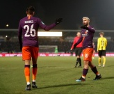 Highlights: Burton Albion 0-1 Man City (Cúp liên đoàn Anh)