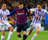 Highlights: Barcelona 1-1 Real Valladolid (La Liga)