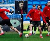 Bale trở lại, nhưng xứ Wales mất đi thủ lĩnh tuyến giữa