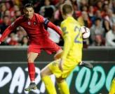 Highlights: Bồ Đào Nha 0-0 Ukraine (Vòng loại EURO 2020)