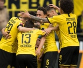 Highlights: Dortmund 3-2 Dusseldorf (Bundesliga)