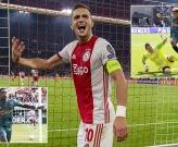 Mất De Ligt lẫn De Jong, Ajax vẫn khiến cả châu Âu nể sợ