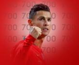 Ronaldo làm thế nào đạt cột mốc 700 bàn thắng? So với Messi ra sao?