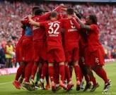 Bayern Munich lội ngược dòng ấn tượng trước Augsburg