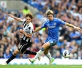 Torres giúp Chelsea giành 3 điểm trước Newcastle