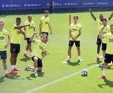 Tập luyện hăng say, Barca sẵn sàng cho sự trở lại của La Liga