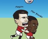 Cười vỡ bụng với loạt ảnh chế Vòng 35 Premier League