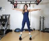 Maira Cardi: Huấn luyện viên thể dục từng đốn gục Neymar