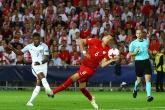 Chùm ảnh: Dàn sao trẻ U21 Anh 'nhảy múa' trước U21 Ba Lan