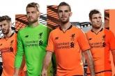 Liverpool ra mắt áo đấu màu cam lạ lẫm
