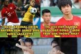 Ảnh chế: Niềm vui của fan bóng đá