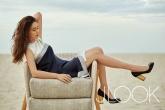 Mỹ nữ Hàn, Lee Min Jung khoe dáng thon thả