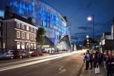 Hệ thống đèn LED cực đỉnh của sân SVĐ White Hart Lane mới