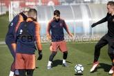 Messi và đồng đội tiếp tục hành trình tìm kiếm cú ăn ba
