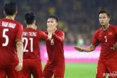 Cơn lốc đỏ Việt Nam trong lòng Bukit Jalil khiến Malaysia run sợ